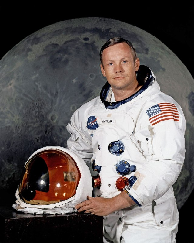 Neil Armstrong - Navy Legends