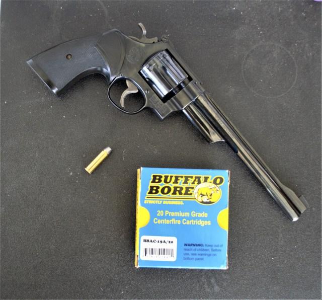 .357 Magnum Buffalo Bore