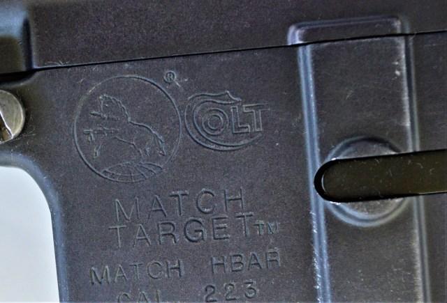 Colt AR-15 Close Up