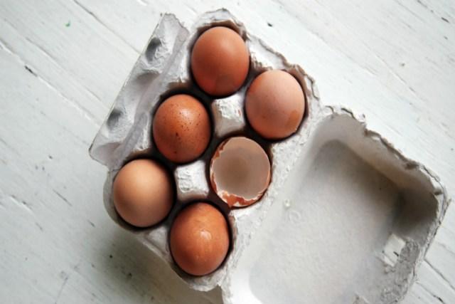 food hacks - eggs