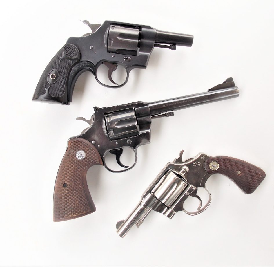 Greatest Revolvers All Time