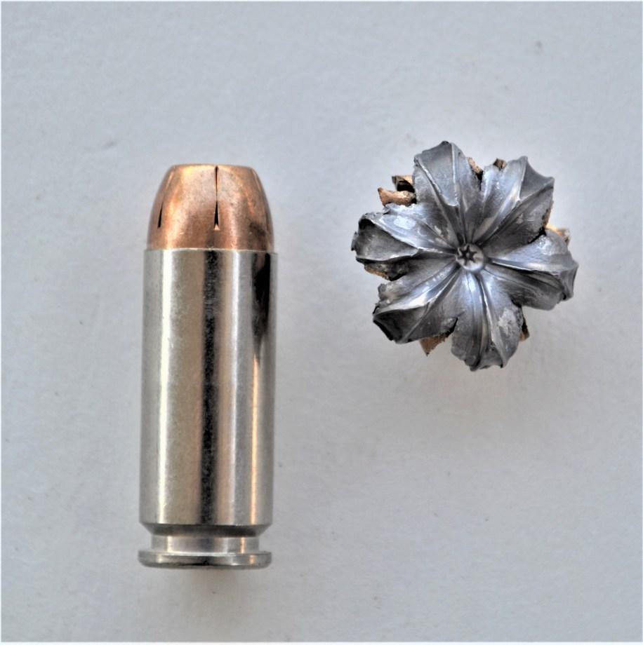 HST bullet expansion