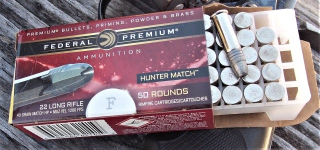 Federal Hunter Match Ammo