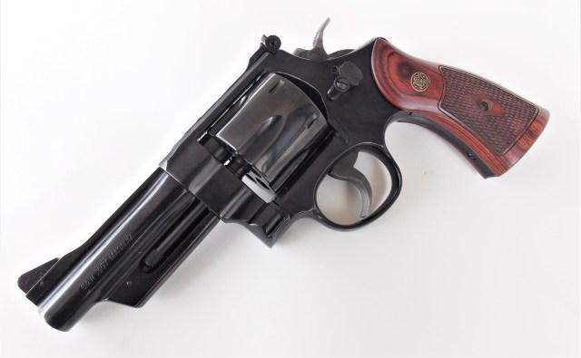 S&W Model 27