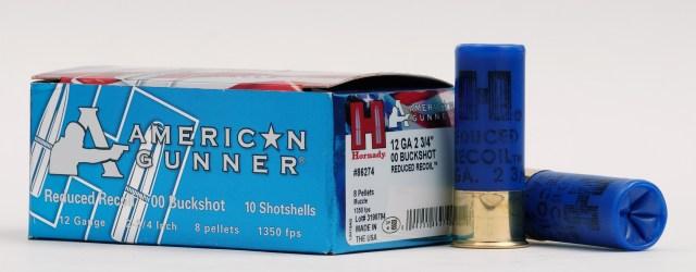 Patterning a Shotgun - American Gunner