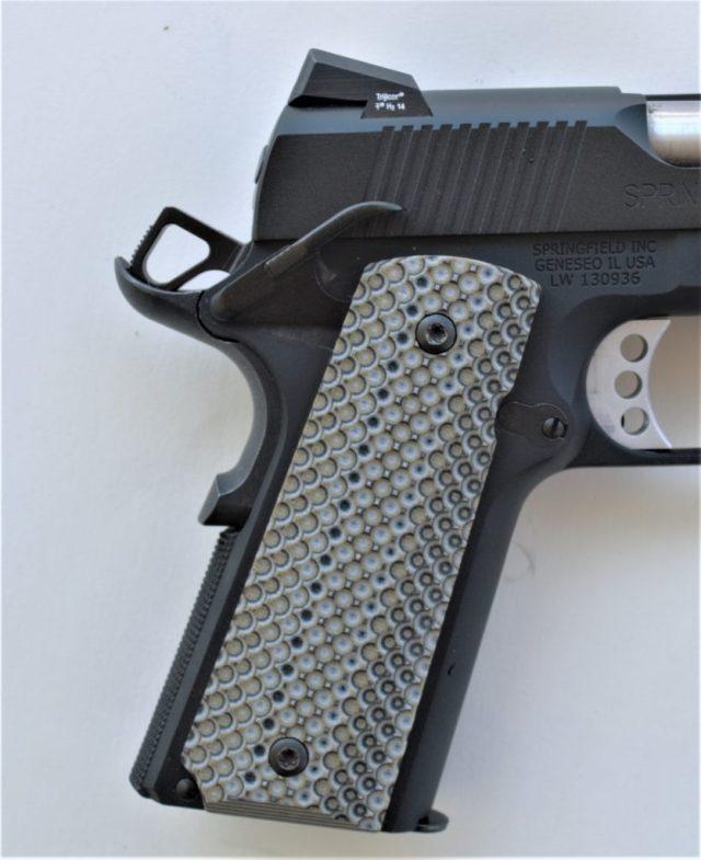 Springfield Lightweight Operator G10 Grips