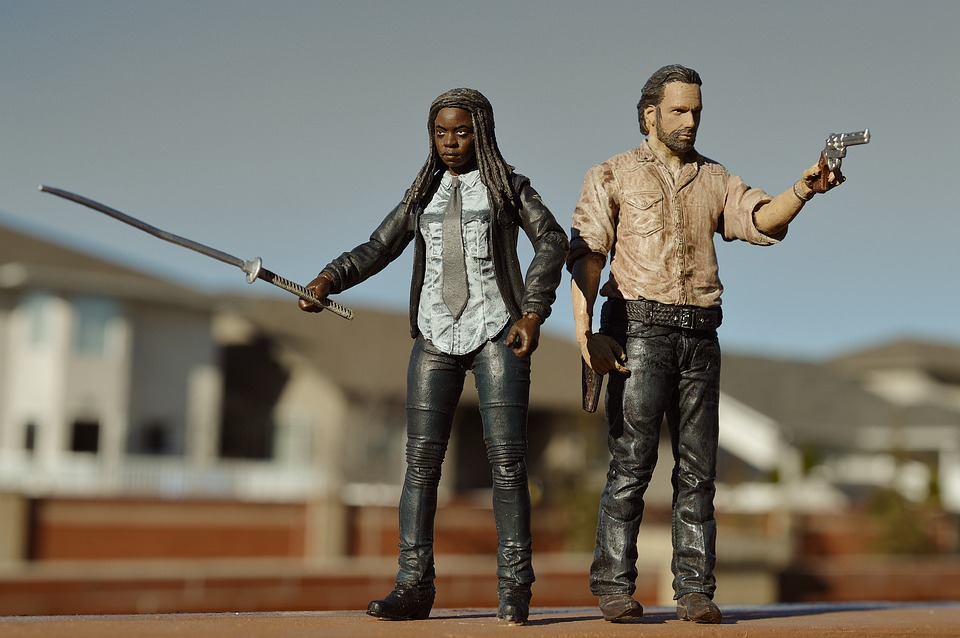 Ranking the Weapons of Walking Dead