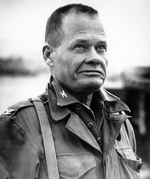 Chesty Puller - Marine Corps Legend