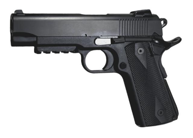 Black Rifle Weekend: EAA Witness 1911 Commander