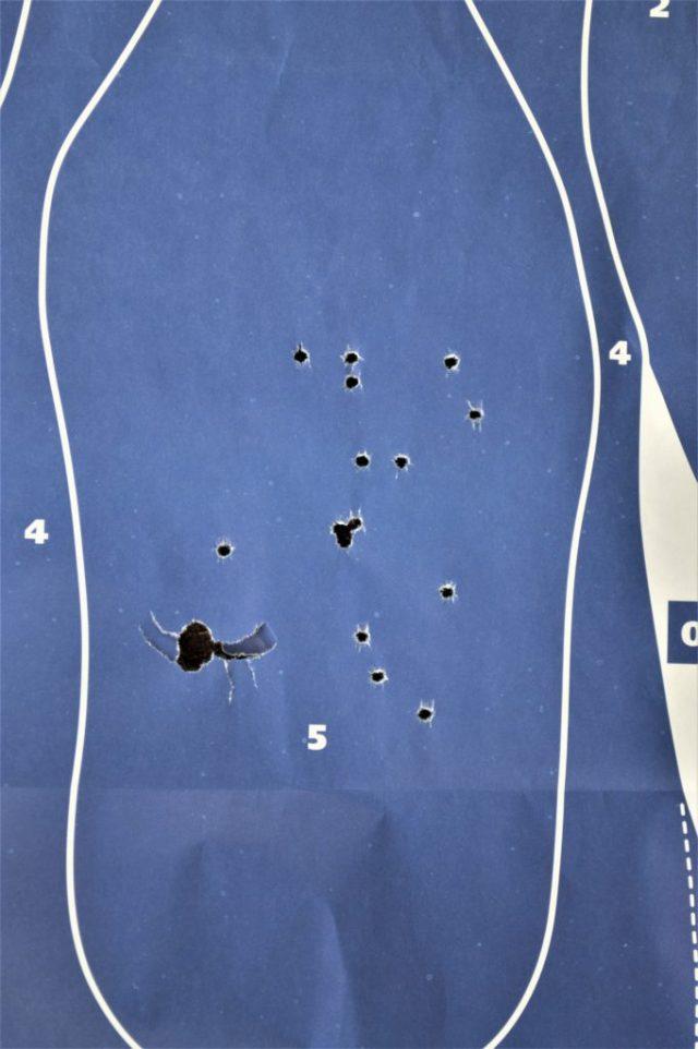 Shorty #4 buckshot