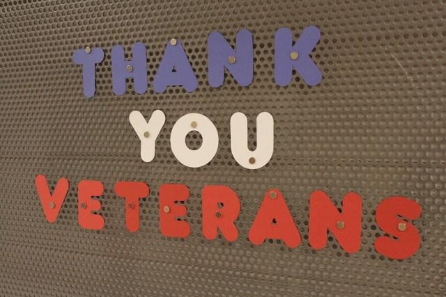 Veterans Day Spelling