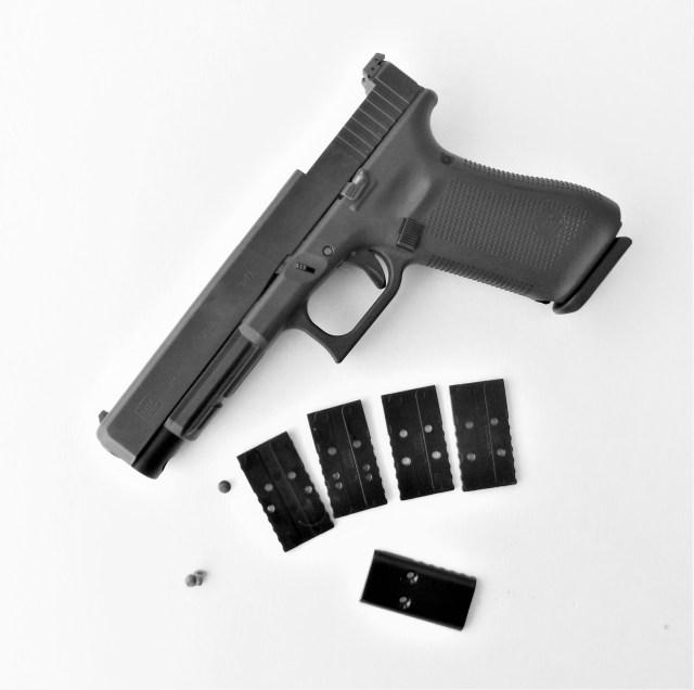 GLOCK Model 34 9 mm