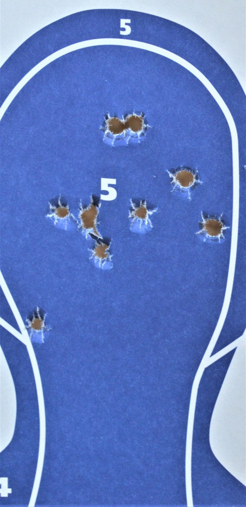9mm target practice results