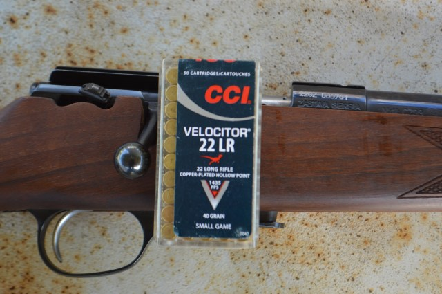 .22 rifle - misapplication of calibers