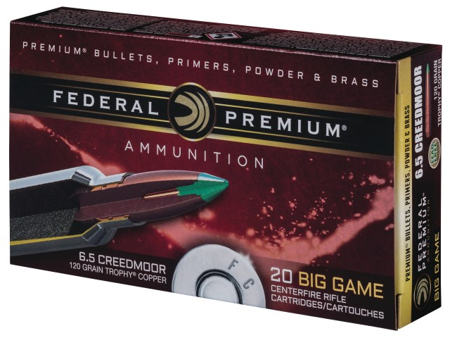 6.5 Creedmoor - misapplication of calibers