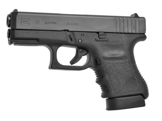G36 - concealed carry handguns