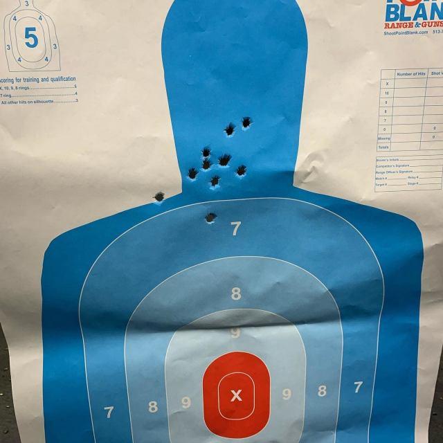 Range Day Friday - Target