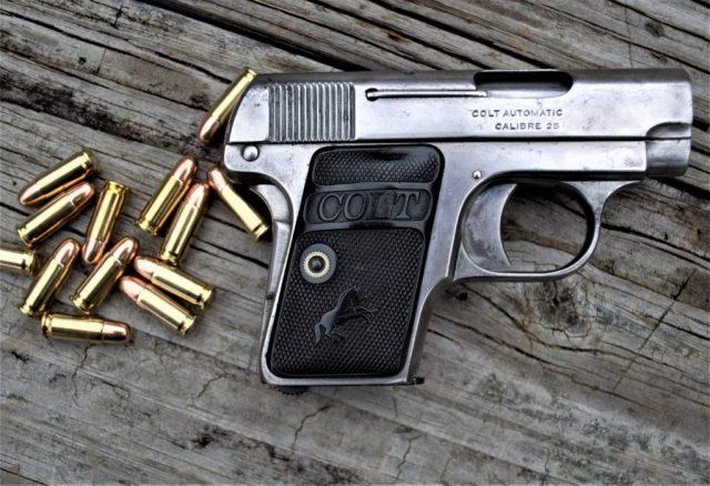 handgun weight