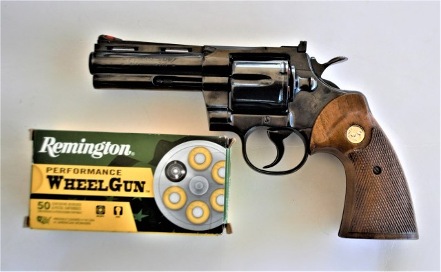 Remington WheelGun Loads