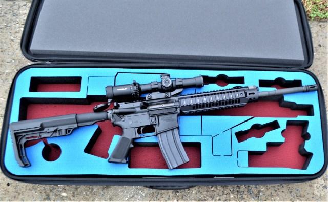 Peak Rifle Case - MSR