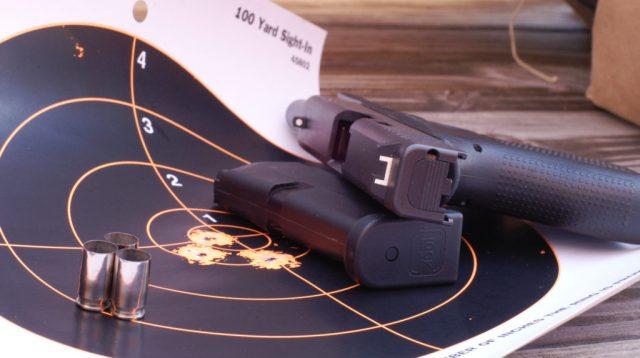 Pocket Pistol Accuracy - Shooting Well