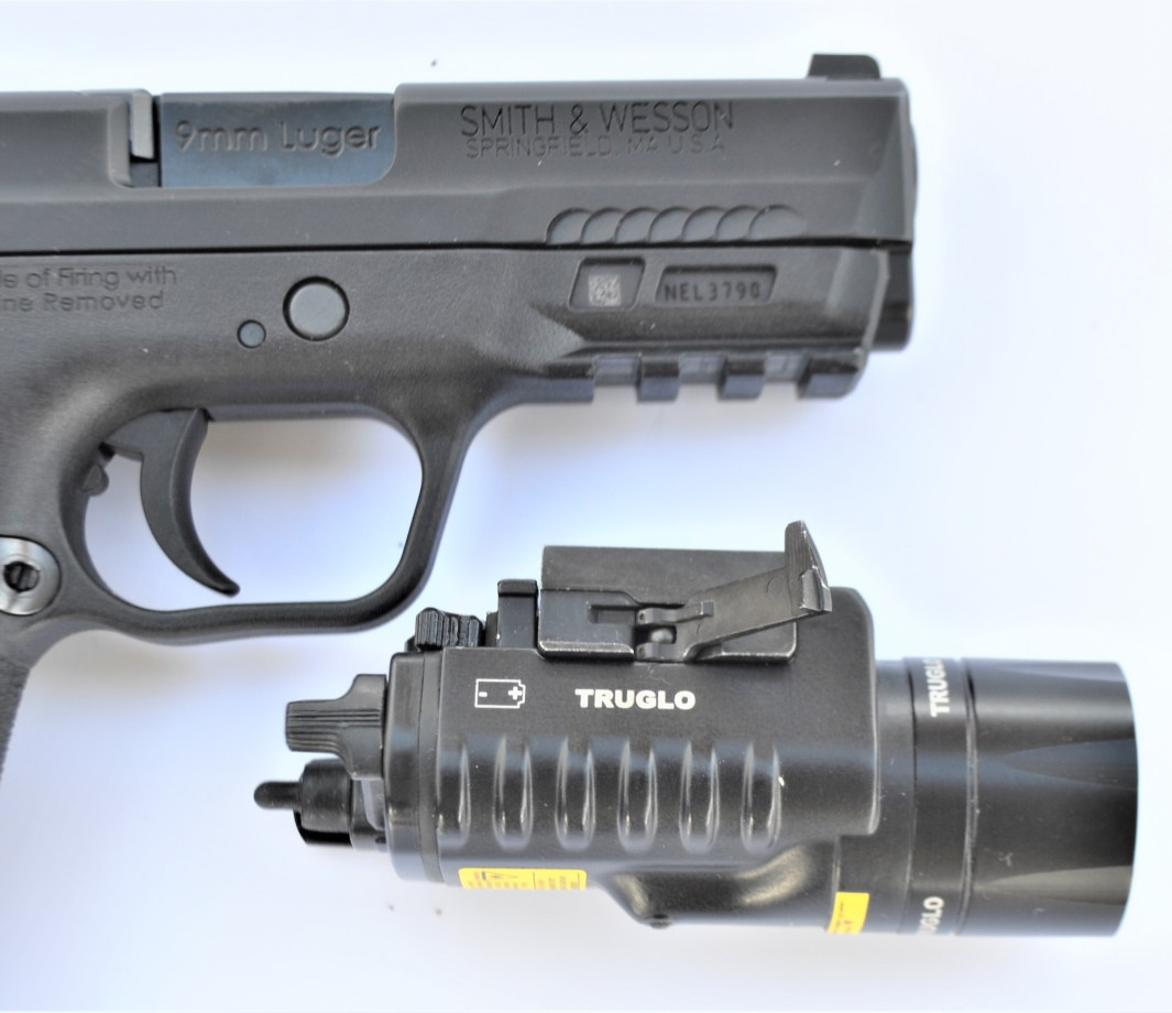 9mm EZ Shield Mounting Rail