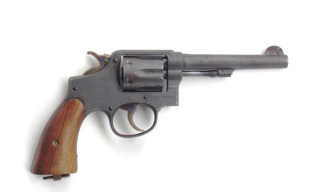 Smith and Wesson Hand Ejectors - Victory Model .38