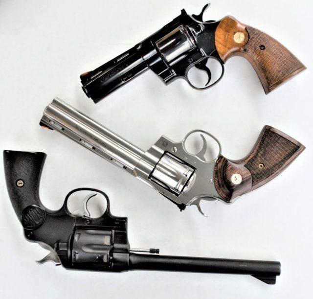 Colt .357 Magnums