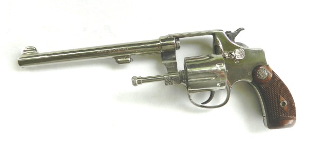 Smith and Wesson Hand Ejectors - Swing-Out Cylinder