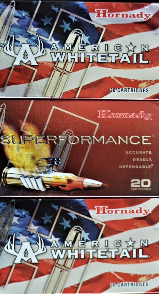 Ruger American 7mm-08 - Hornady Manufacturing