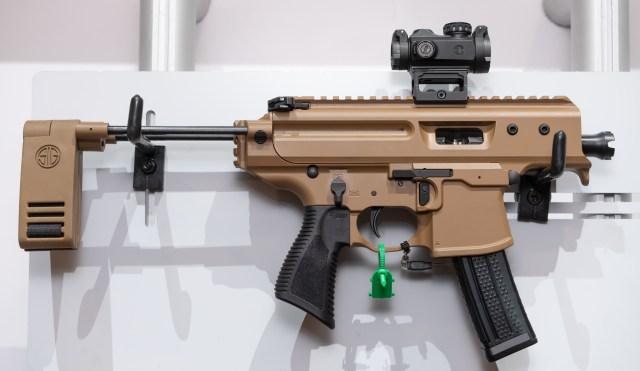 SHOT Show 2020 - MPX Copperhead 9mm
