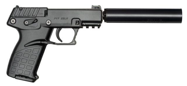 Kel-Tec P17 Pistol
