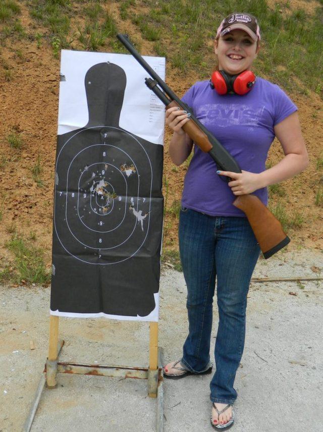 shotgun training - close range results