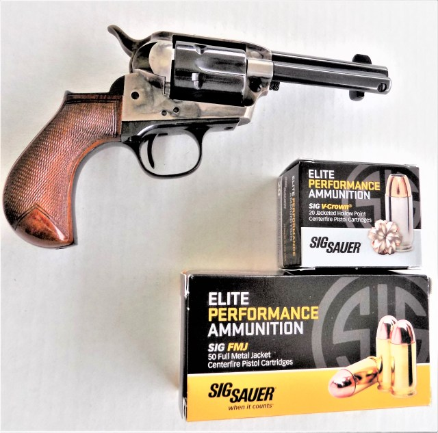.38 Special Revolver and Ammo