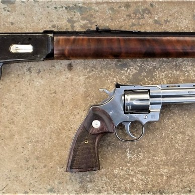 Magnums - Colt and Winchester