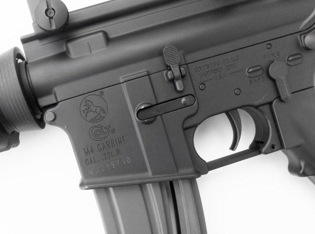 Walther Rimfire - Colt M4