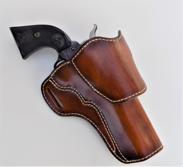 Jeffery Custom Leather holster