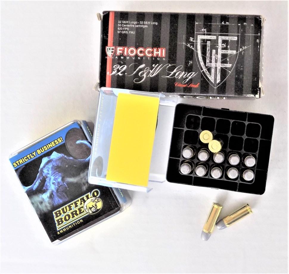 .32 H&R Magnum Ammo