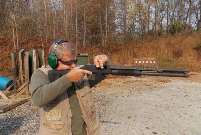 shotgun training - chamber