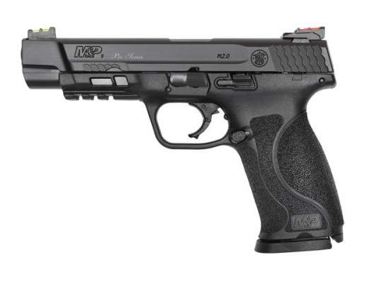 long-slide pistols - M&P