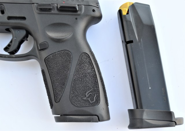 Taurus G3 Grip Frame and Mag