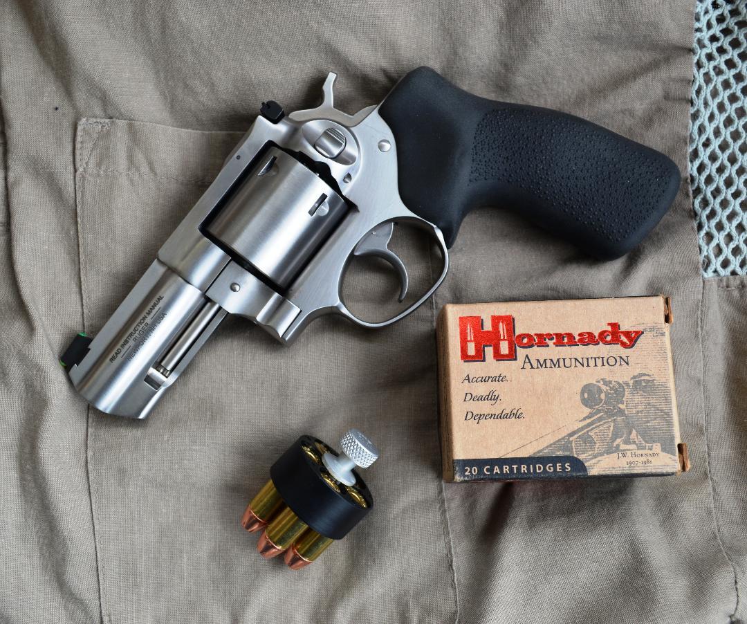 Ruger GP100 .44 Special Revolver