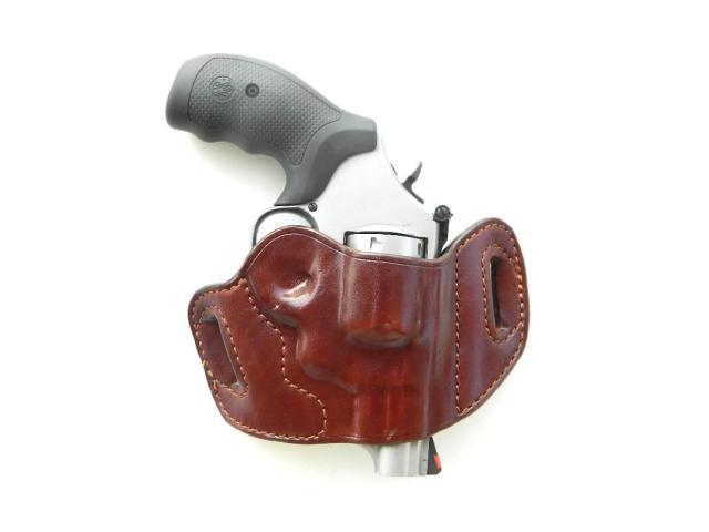 Revolver in Holster