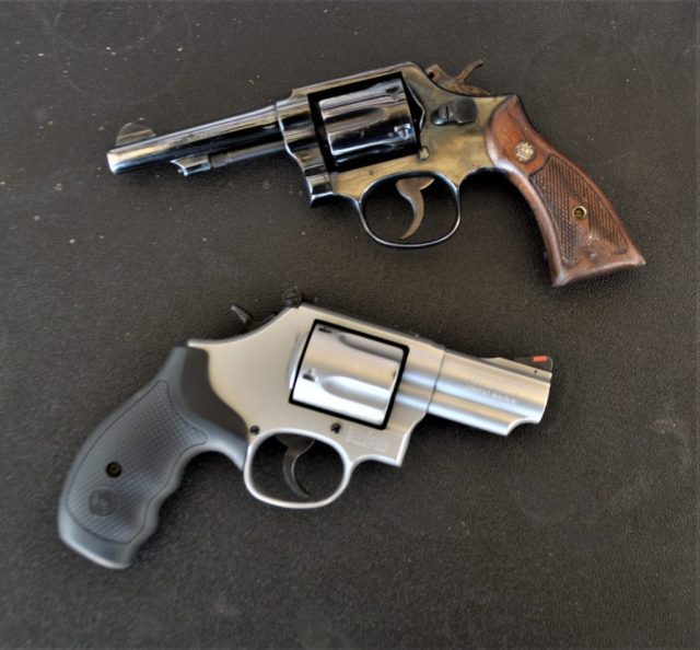 .38 Special and .44 Magnum Revolvers