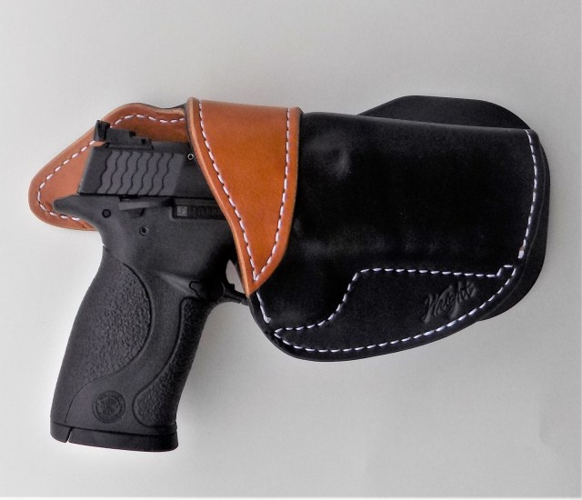 M&P 22 Compact in Holster