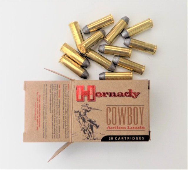 Hornady Cowboy Action .45 Long Colt Ammo