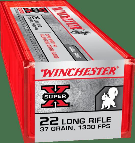 Winchester .22 LR Ammo