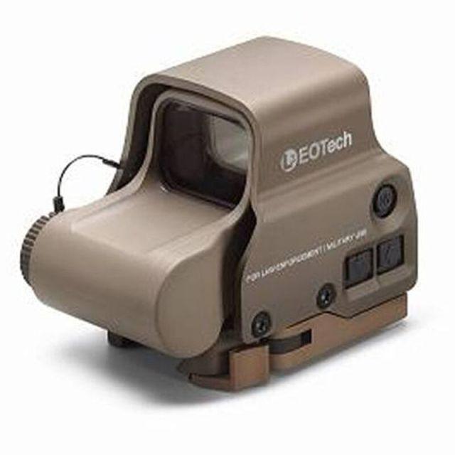 EOTech EXPS3-0 Burnt Bronze Optic