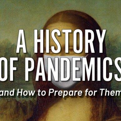 history of pandemics
