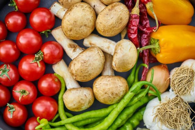 Mixed Vegetables Meals